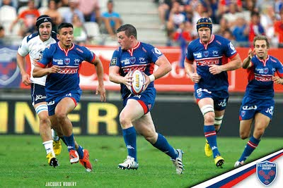 FCG GRENOBLE RUGBY