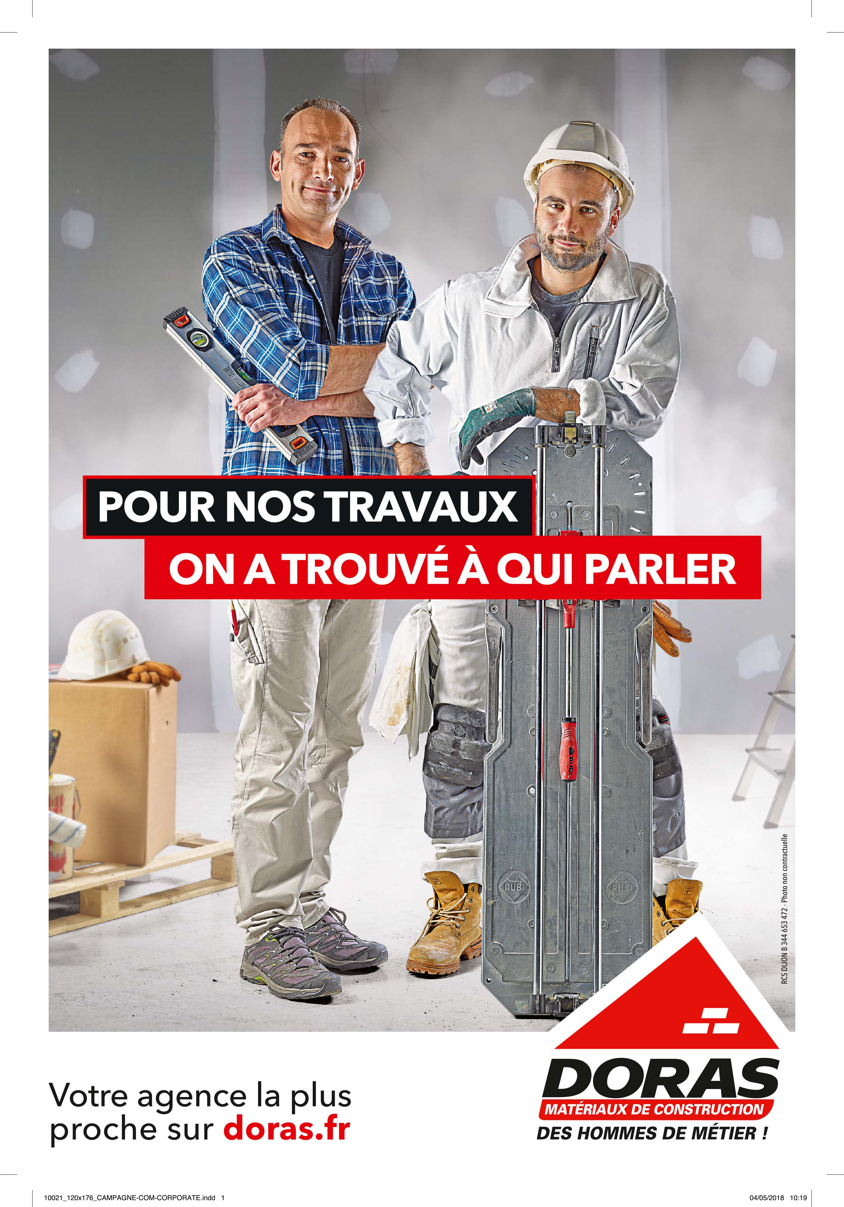 Nouvelle campagne corporate